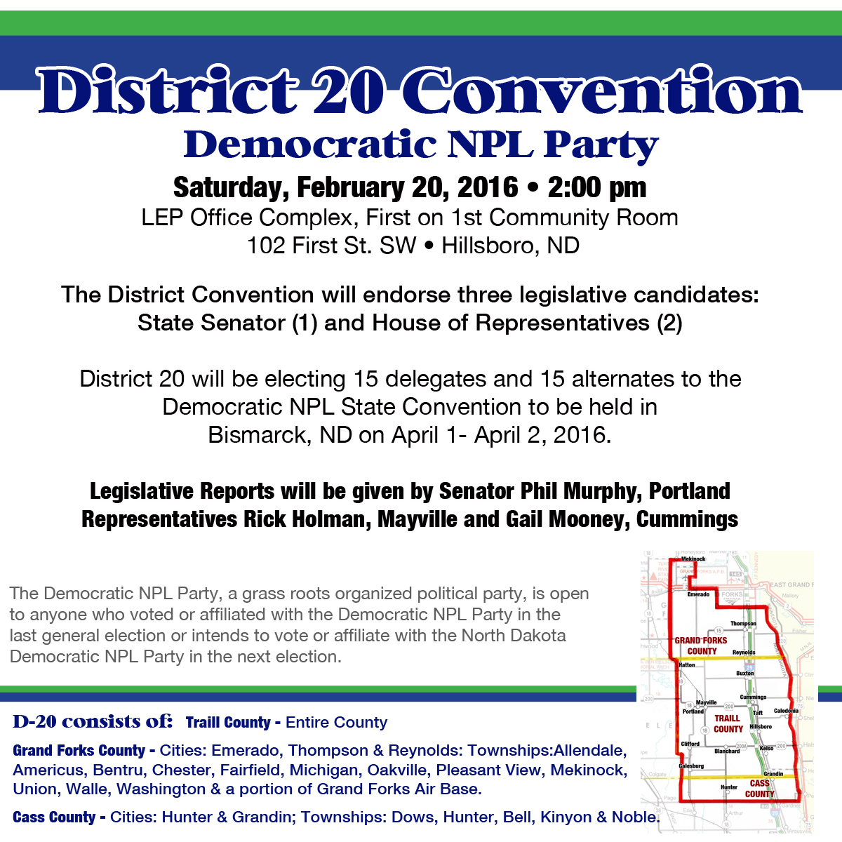 District Convention